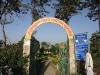 Main Enterance of Vaatika